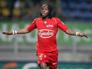 Gervinho Akan Berkostum The Gunners