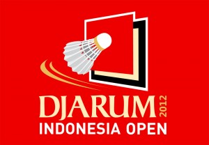 jarum Indonesia Open Super Series 2012