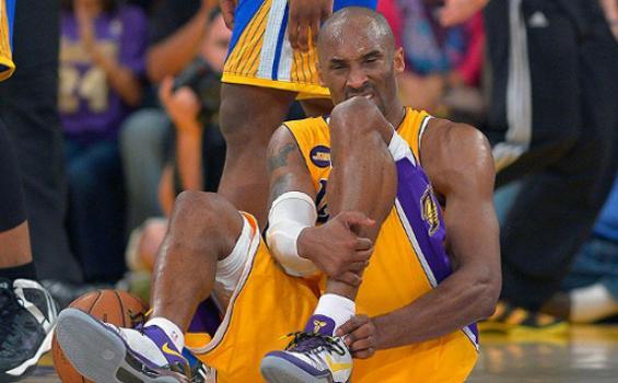 Kobe Bryant Cedera Lagi Tiga Bulan