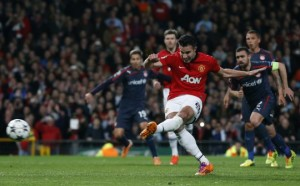 Ini Dia Video Gol: Manchester United 3-0 Olympiakos Champions League