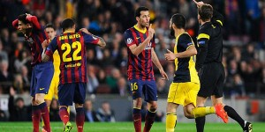 Ini Dia Video Gol: Barcelona 1-1 Atletico Madrid (Liga Champions)