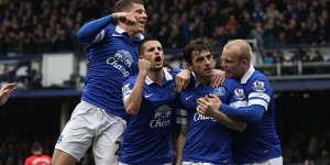 Ini Dia Video Gol: Everton 2-0 Man. United (Premier League)