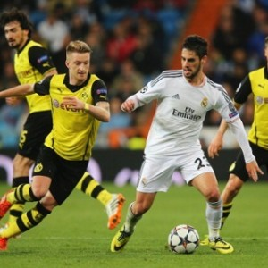Ini Dia Video Gol: Real Madrid 3-0 Dortmund (Liga Champions)