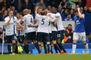 Ini Dia Video Gol: Everton 1-3 Man. City (Premier League)