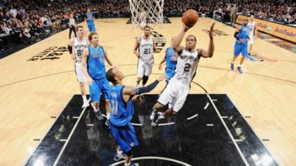 Tim Duncan Berhasil Bawa Spurs Ungguli Thunder