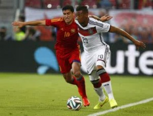 Ini Dia Video Gol: Jerman 6-1 Armenia (Persahabatan)