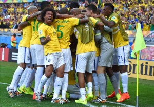 Video Gol: Brasil 1-1 Chili