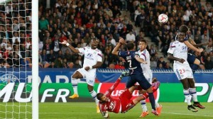 Ini Dia Cuplikan Gol Paris Saint Germain V Lyon (Ligue 1)