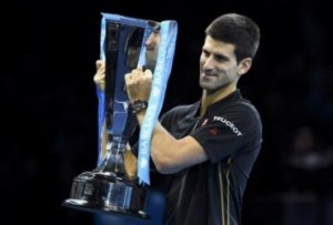 Federer Mundur, Novak Djokovic Juara ATP World Tour Finals 2014